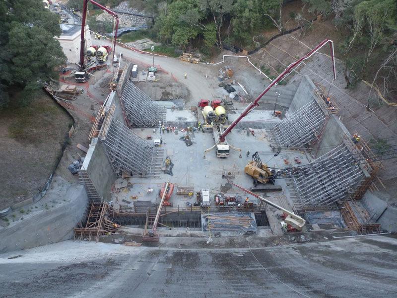 R Amp W Concrete Contractors Inc San Francisco Bay Area